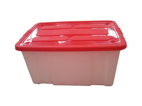 Custom Plastic Injection Products (laundry box)
