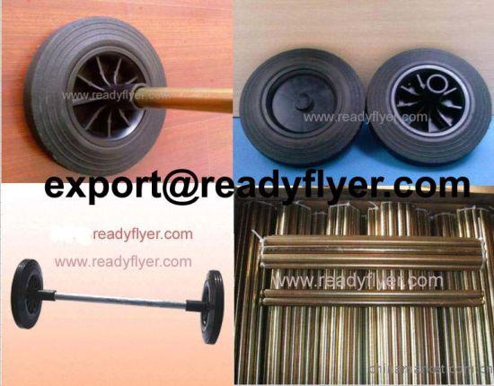 Dustbin Wheel for Wheelie Bin Container