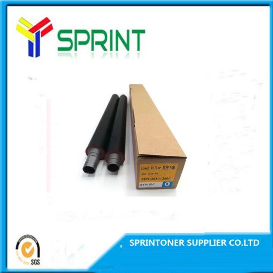Lower Fuser Roller for Ricoh Aficio Mpc2030 Mpc2050 Mpc2051 Mpc2551 Mpc2530 Mpc2550 Pressure Roller