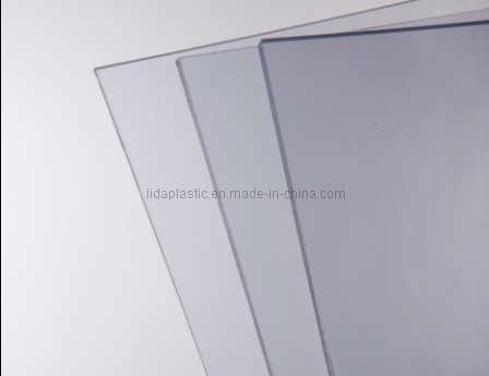 Anti-Static High Definition Clear Transparent Rigid Plastic PVC Transparent Sheet