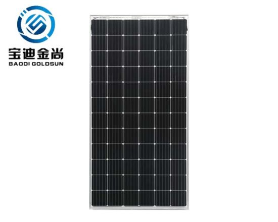 Solar 72 Cell Poly Crystalline Silicon Panel 330W for Solar System Home
