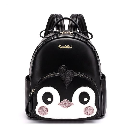 d0ec7c814197 China Cartoon Cute Penguin Backpack Girl Chic Rucksack - China Kids ...