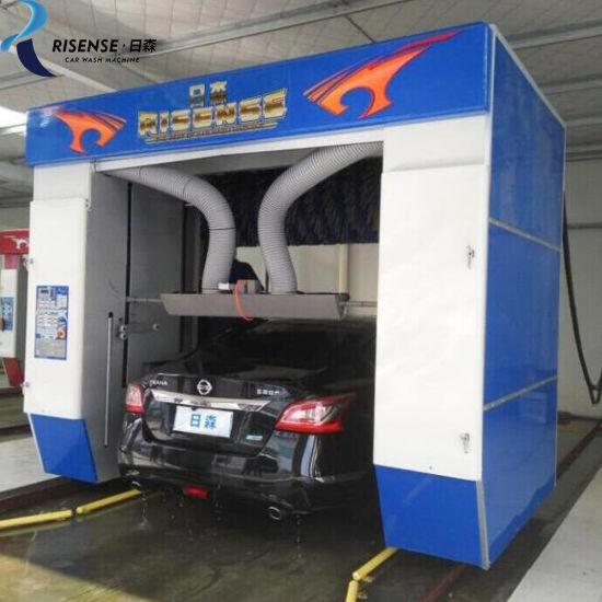 High Quality Wholesale Heavy Duty Roll Automatic Car Wash Machine