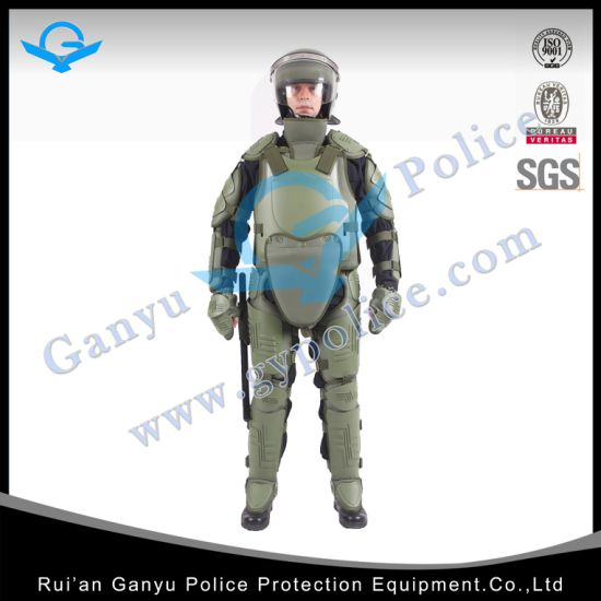 Stab Proof Anti Riot Suit/Security Protection-Police Equipment-Helmet-Shield-Anti Riot Suit pictures & photos