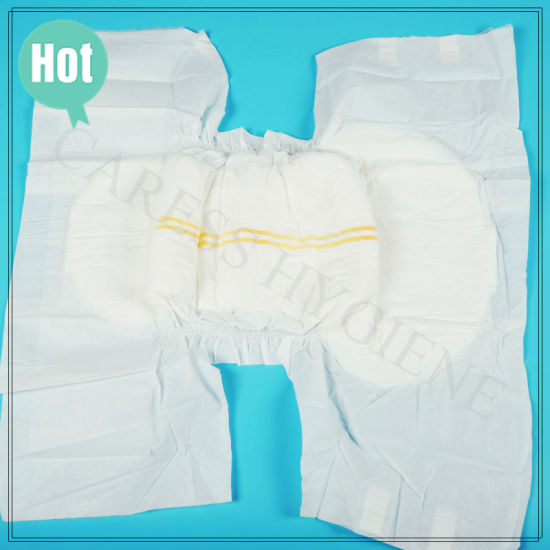 High Quality Disposable Adult Diaper for Incontinent Old People pictures & photos