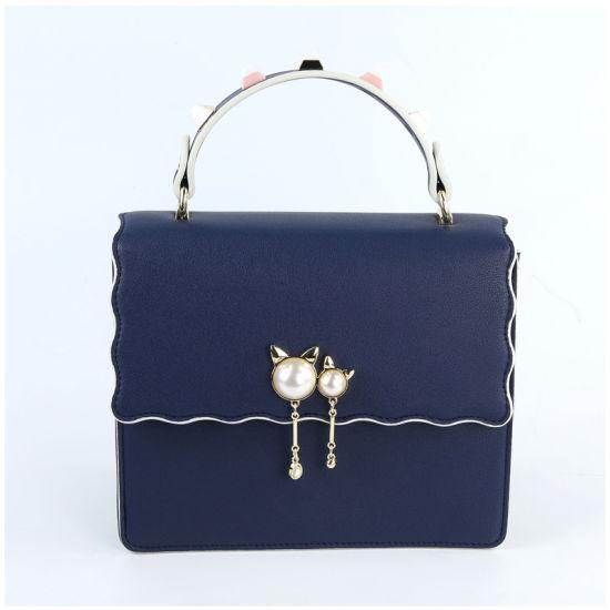 Wholesale Guangzhou Ladies Handbags PU Leather Woman Bag