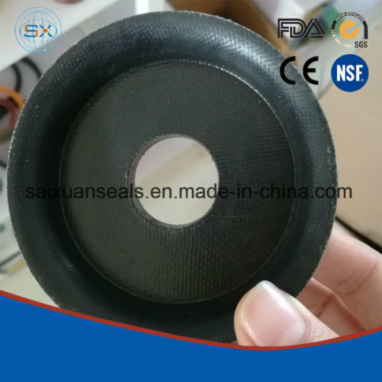 China Hydraulic Pneumatic Piston Cup Seal - China Rubber Parts, Seal