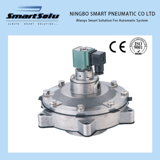 "Submerged G3"" Pneumatic Pulse Valve for Air Cleaning"