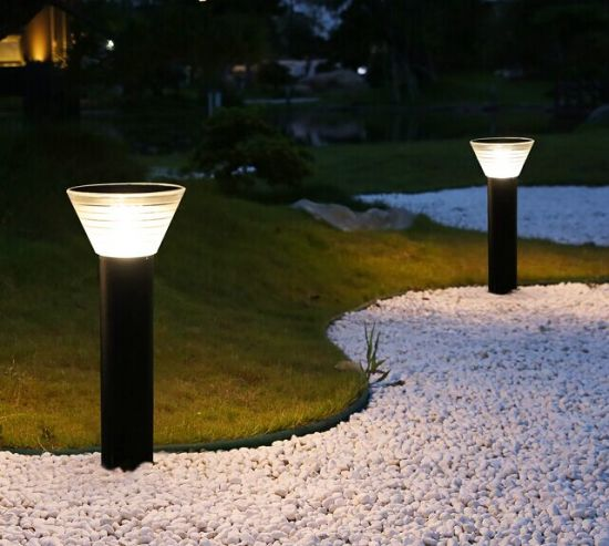 New Work Automatically Solar Energy Saving Decorative Outdoor Standing Lamps