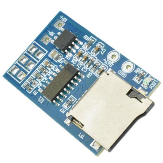 Samllest Mini Recorder 32g Max Memory 2W Amplifier Audio Board MP3 Player