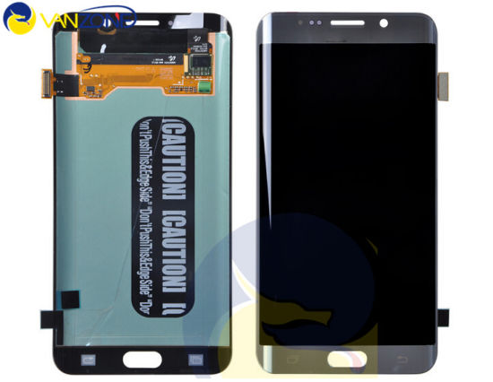 Mobile Phone LCD Display for Samsung S6 Edge G925 LCD Screen Assembly pictures & photos