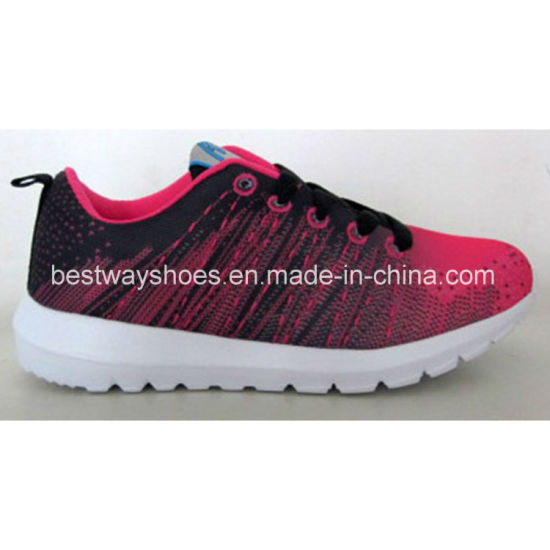Sports Shoes Flyknit Shoes for Ladies pictures & photos