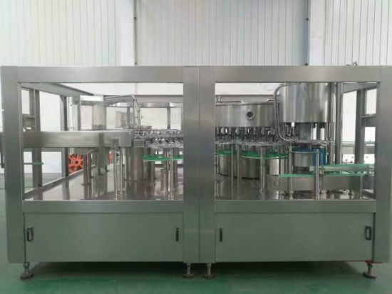 High Quality Mineral Water Filling Machine