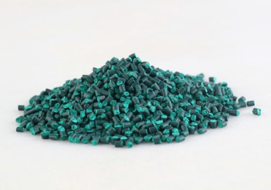 All Purpose Green Color Masterbatch for PE/PP/ABS Product