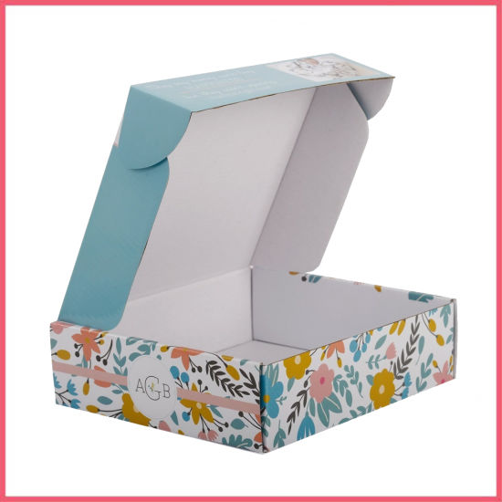 Custom Cardboard Shoe Box Kraft Shoe Box Corrugated Shoe Paper Box Shoe Packaging Box Shoe Packing Mailing Box Shipping Box Carton Box pictures & photos