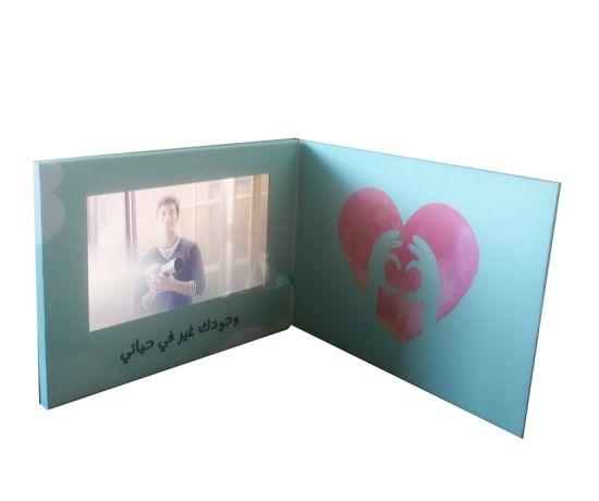China advanced custom lcd screen video greeting cards china video advanced custom lcd screen video greeting cards m4hsunfo