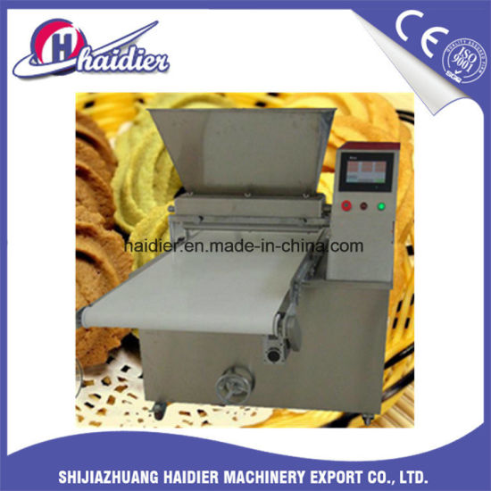 Bakery Equipment Automatic Pastry Depositor Cookies Making Machine