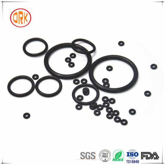 High Quality Black Viton O Ring with Good Acid Resistance pictures & photos