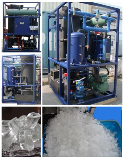 Kf 3 Ton Full-Automatic Tube Ice Machine pictures & photos