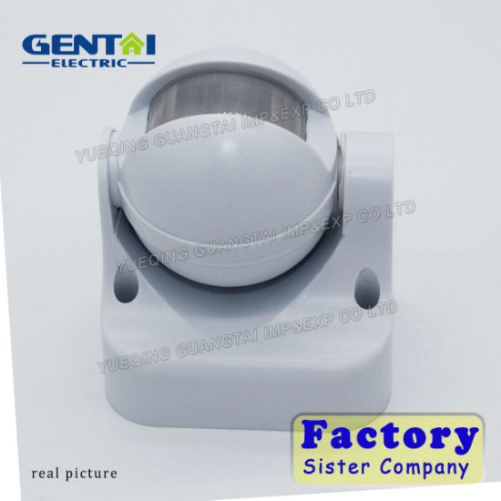 External Outdoor PIR Passive Infrared Motion Detector Switch Sensor pictures & photos