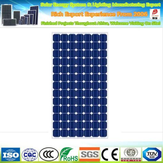 25 Years Warranty Most Efficient 350 Watt 360W Solar Panel