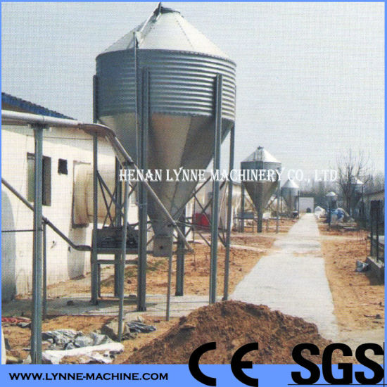 Cattle Feed Storage