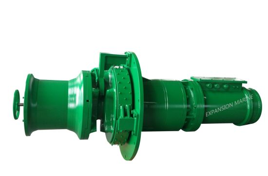 Electric Anchor or Mooring Capstan with BV Certificate