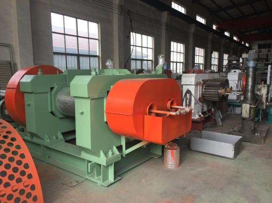 Waste Tire Recycling Plant for Sale/Rubber Powder Making Machine Price/Old Tire Processing Plant
