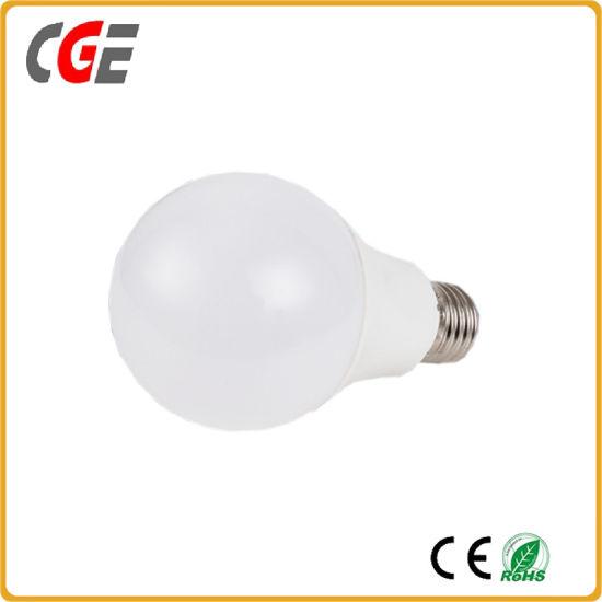 LED Light Lamp Decoration Light LED Bulb A60 AC85-265V 3W/5W/7W/15W/18W Ce RoHS Approval for Home Use LED Light Distributor