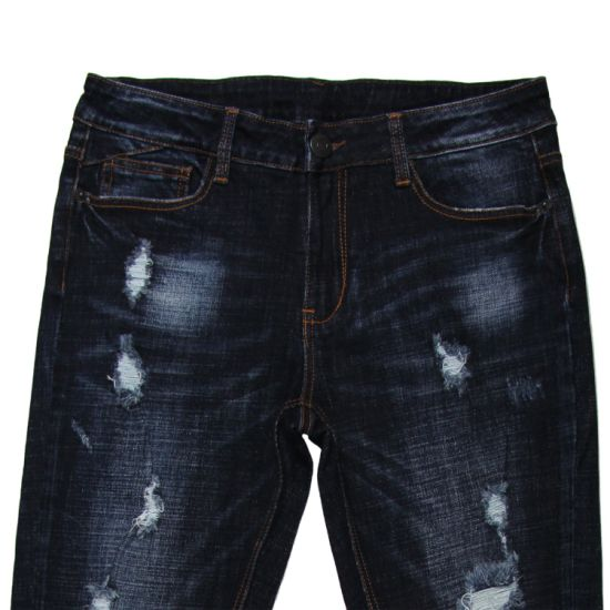 Men′s Popular High Quality Wholesale Jeans (MY-019) pictures & photos
