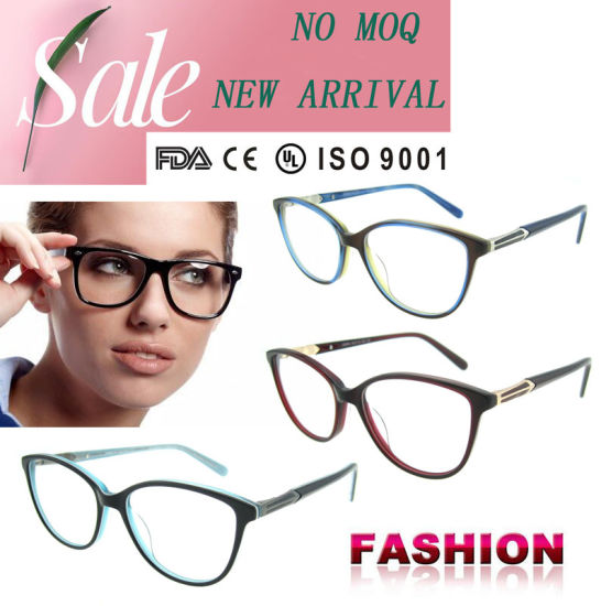 d953fd4c2c89 China Acetate Eyewear Optical Frame Wholesale Eyeglasses Frame pictures    photos