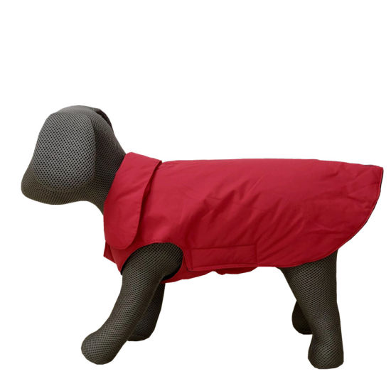 on Sale Dog Winter Waterproof Jacket with Fleece Lining Perro pictures & photos
