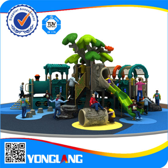 Train Series Children Playground Equipment for Sale (YL-A021) pictures & photos