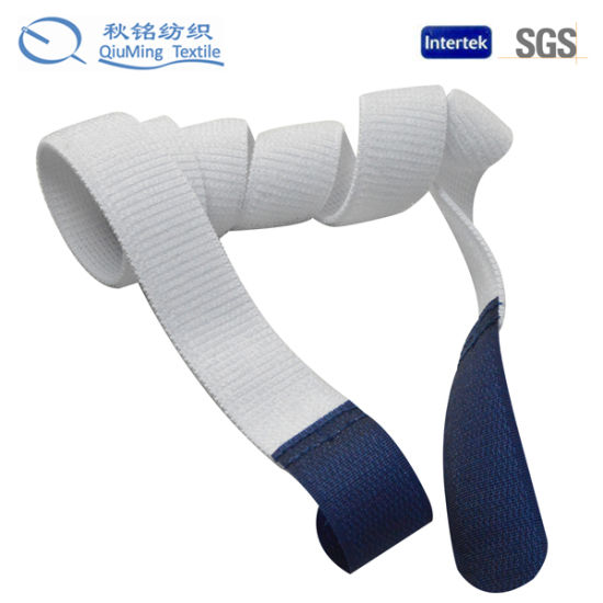 Adhesive Tape of Custom Elastic Hoop and Loop for Adjustable Ski Wrist Strap pictures & photos