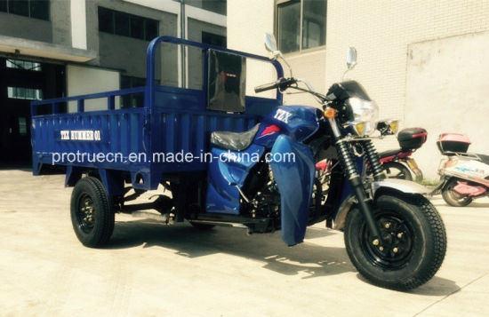 EEC 150cc Three Wheel Motorcycle /Tricycle pictures & photos
