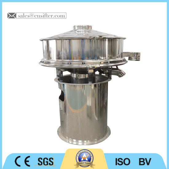Rotary Vibrating Screen Shaker Equipment for Limestone Powder
