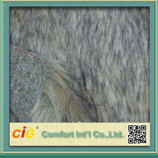 High Quality Colorful Faux Fur pictures & photos