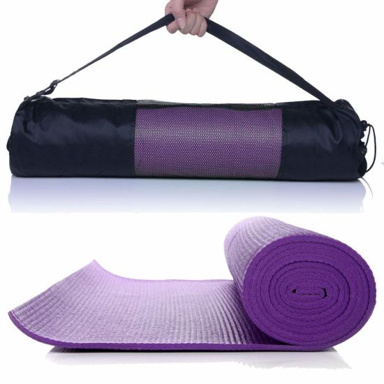 7a802add4e China Thick Exercise Mat Yoga Pad Yoga Mats Bag - China Yoga Mat ...