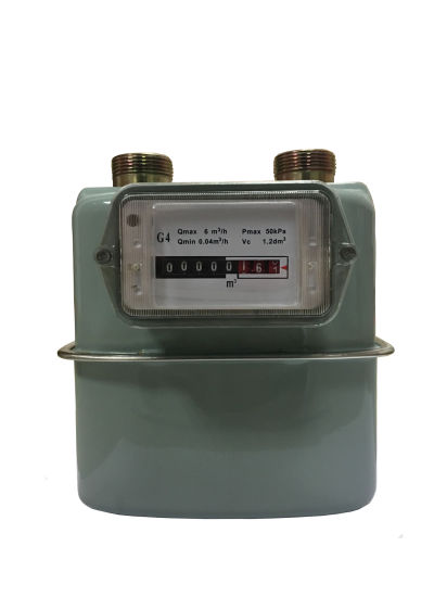 Gas Meter G1.6, 2.5, 4 GPRS, Wirelss Smart Gas Meter G1.6, 2.5, 4