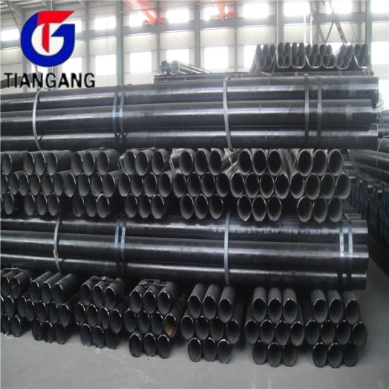 ASTM A213 T91 Alloy Steel Pipe pictures & photos