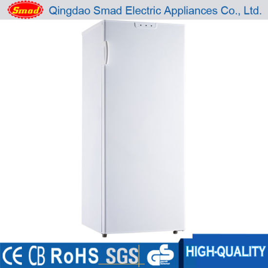 188L Home Appliance No Frost Vertical Deep Upright Freezer with Drawers