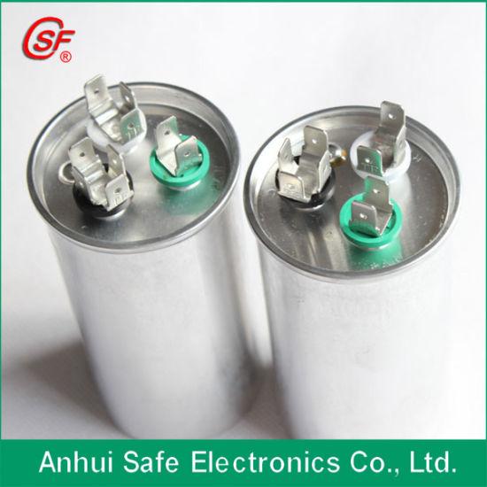 High Quality Metallized Power Capacitor Bank Cbb65 Sh Capacitor