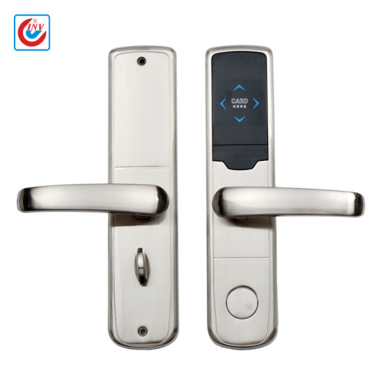 Zinc Alloy Hotel Guest Card Lock, Free Software Support Directly. pictures & photos