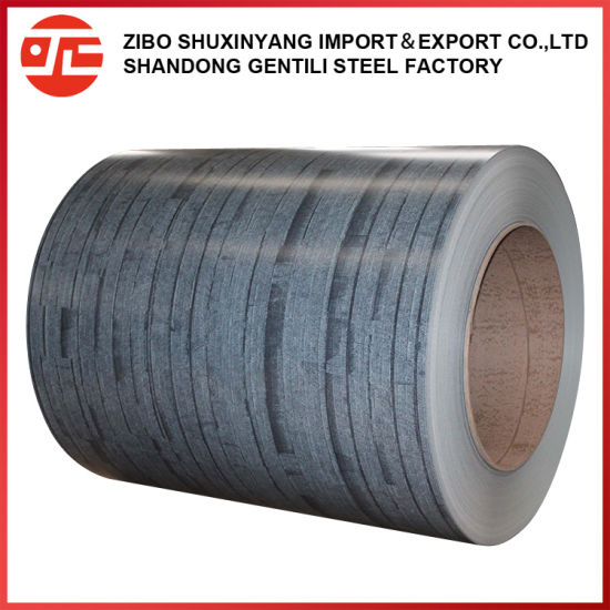 Colorful Prepainted Galvanized Steel Coil pictures & photos