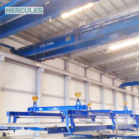 Factory Indoor Used 20 Ton Overhead Bridge Crane pictures & photos