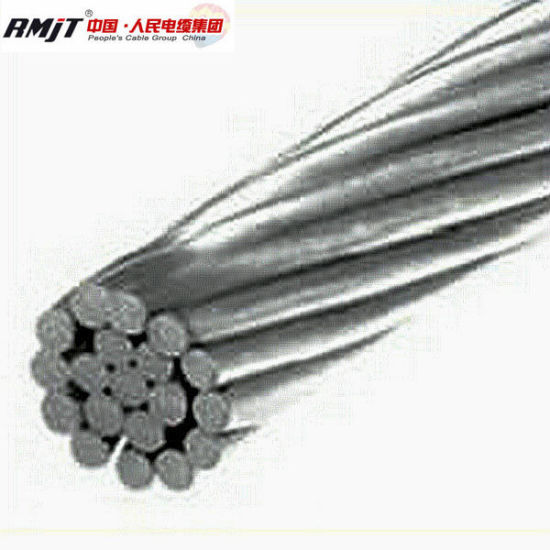 China 1X19 Galvanized Steel Stranded Wire Rope Stay Wire - China ...