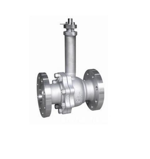 Dq41f Cryogenic Flange Ball Valve pictures & photos