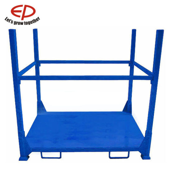 Customized Storage Metal Steel Wire Pallet Stillage Cage Container pictures & photos