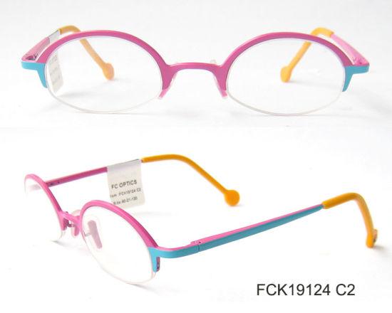 cb6988cfc802 Colorful Kids Eco-Friendly Acetate Optical Eyeglasses pictures & photos