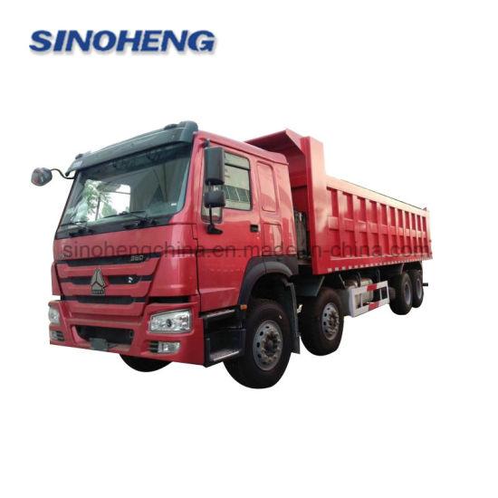 HOWO 336 Dump Truck Sinotruk HOWO Truck for Tanzania